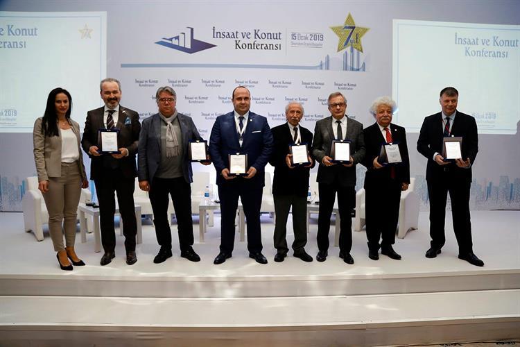 ETMD Yönetim Kurulu Başkanımız Sayın Mustafa Cemaloğlu İnşaat ve Konut Konferasında 4
