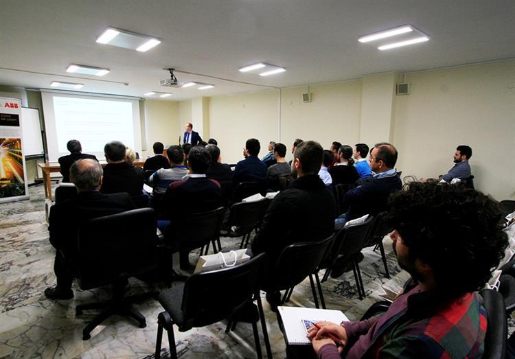 """""""E-Design Programı Programı"""" Semineri 05 Aralık 2015 Günü ABB Tarafından Gerçekleştirildi 2"""