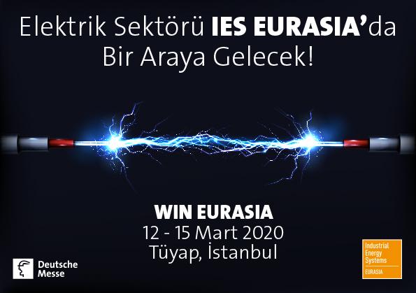 Enerji Verimliliği IES EURASIA'da 2