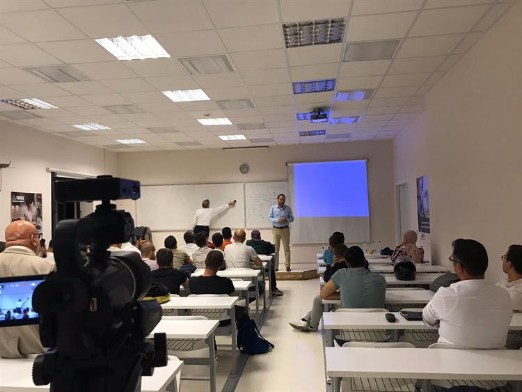 Derneğimizin Kocaeli Üniversitesinde Gerçekleştirdiği Yenilebilir Enerji Semineri 18