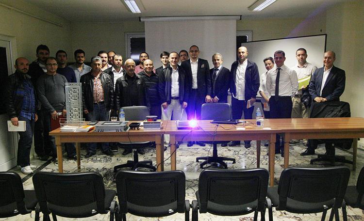 """OBO Bettermann 2 Kasım 2013′Te """"Aşırı Gerilim Ve Yıldırımdan Korunma"""" Semineri Gerçekleştirildi. 5"""