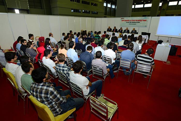 BEST Fuarında ETMD Tarafından Akıllı Şebekeler Ve Enerji Verimliliği Paneli Düzenlendi 1