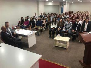 Kocaeli Üniversitesi Mühendis Beyinler Kulübünün Canlı Mülakat Etkinliğine Katıldık 2