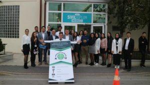 Kocaeli Üniversitesi Mühendis Beyinler Kulübünün Canlı Mülakat Etkinliğine Katıldık 3