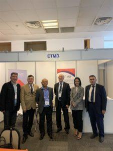 ETMD İzmirde Gerçekleştirilen Elektrik Tesisat Ulusal Kongre Ve Sergisine Katıldı 2