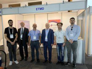 ETMD İzmirde Gerçekleştirilen Elektrik Tesisat Ulusal Kongre Ve Sergisine Katıldı 1