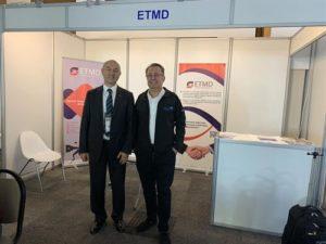 ETMD İzmirde Gerçekleştirilen Elektrik Tesisat Ulusal Kongre Ve Sergisine Katıldı 4