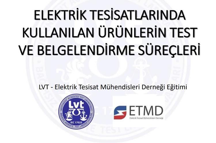 Elektrik Tesisatlarında Kullanılan Ürünlerin Test Ve Belgelendirme Süreçleri 19
