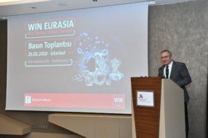 WIN EURASIA 2020 Basın Toplantısı Gerçekleşti 1