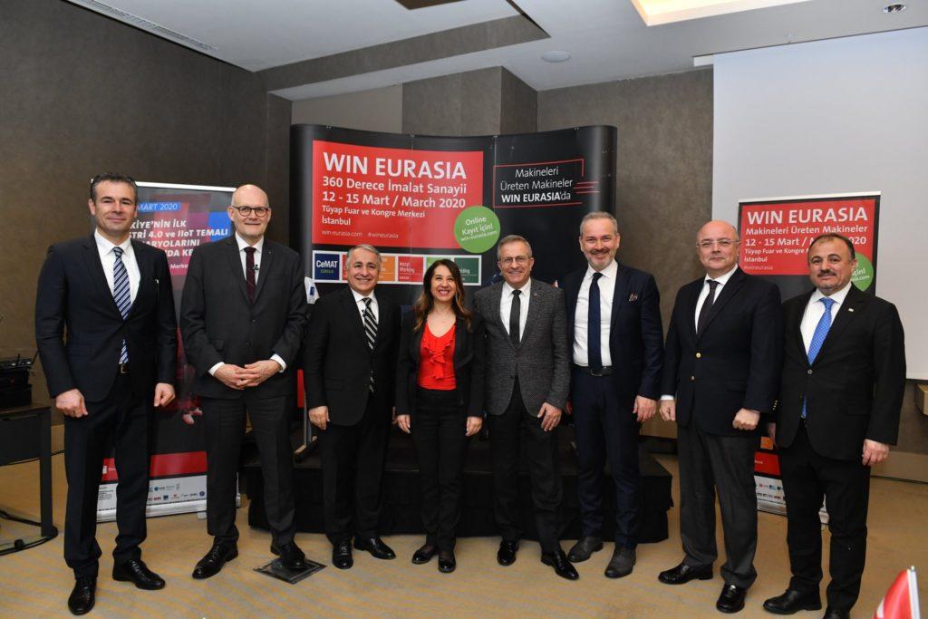 WIN EURASIA 2020 Basın Toplantısı Gerçekleşti 8