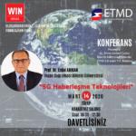 ETMD Win Eurasia 2020 Programı 5