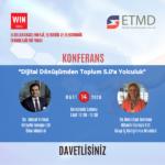 ETMD Win Eurasia 2020 Programı 6