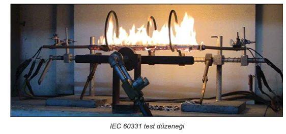 Kabloların Yangın Performansının Önemi ve Ürün Güvenliği 11
