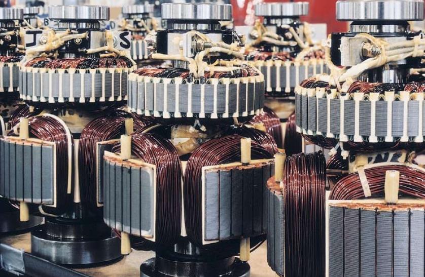 Senkron Elektrik Makineleri | Senkron Motor - Jeneratör / Alternatör 10
