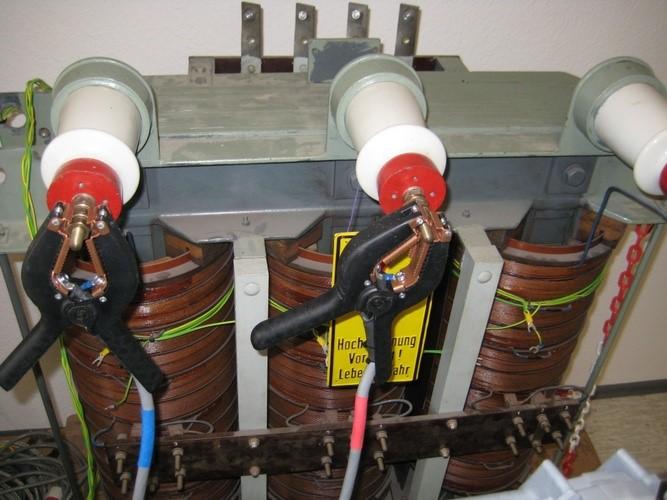 Transformatör Çevirme Oranı - TTR Test Cihazları 4