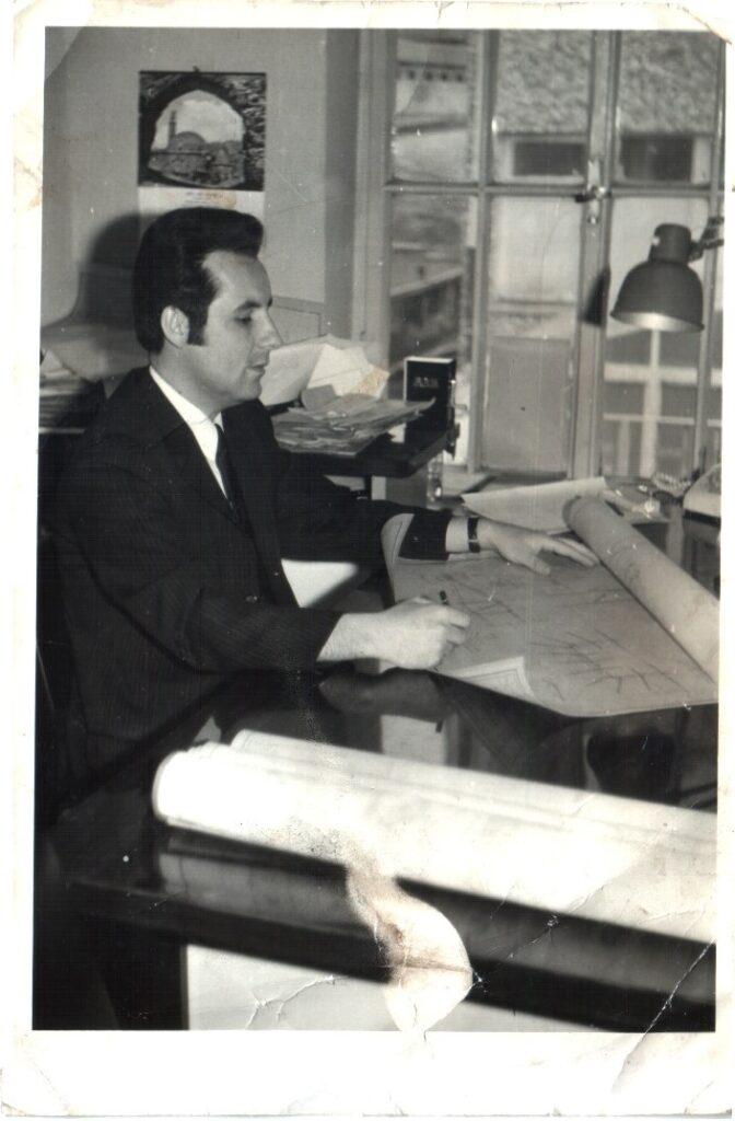 Elektrik Yüksek Mühendisi Hasan Halet IŞIKPINAR 1