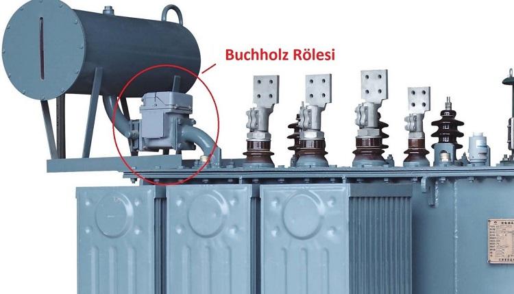 Buchholz Rölesi 7
