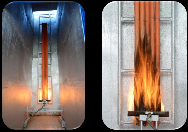 Yangına Dayanıklı Kablo Gruplarına Uygulanan Yangın Performans Testleri 2. Bölüm 2