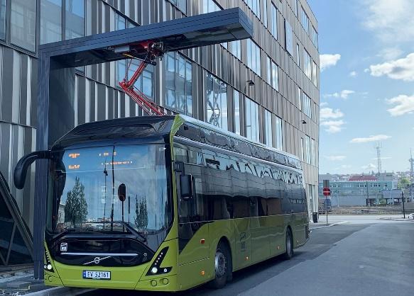 ABB, E-Otobüslerle Sürdürülebilir Toplu Taşımaya Yön Veriyor! 1