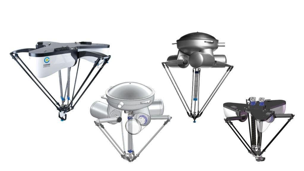 ABB, Codian'ın Satın Alınmasıyla Yüksek Hızlı Endüstriyel Robot Portföyünü Genişletiyor! 1